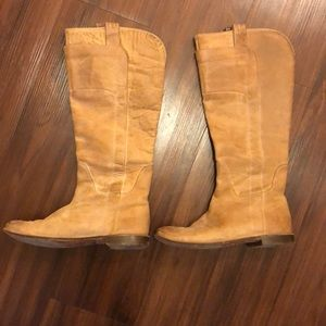100% authentic Frye Paige tall riding boots